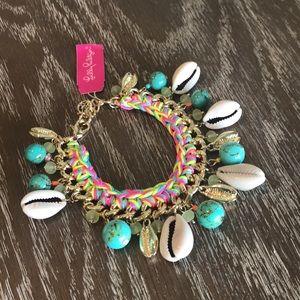 NWT Lilly Pulitzer Spring Bound Bracelet